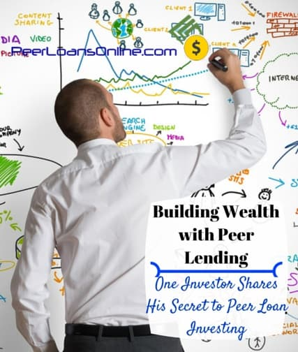 building wealth peer lending