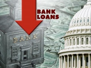 Is this the End of Bank Lending?