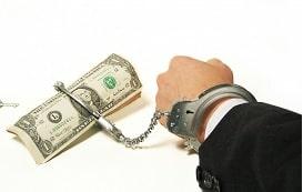 Handcuffs Debt Free