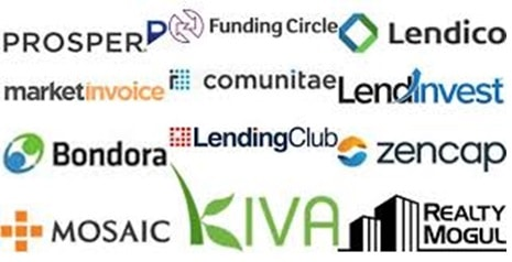 Most recommended peer to peer lending sites for bad credit and personal loans