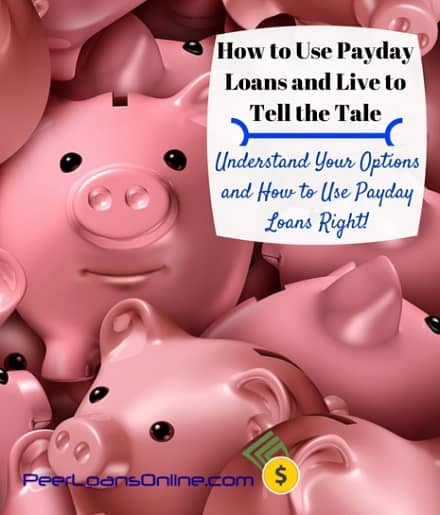 Ultimate List of Bad Credit Payday Loans Sites