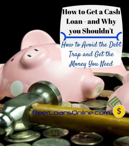 how to cash loans online