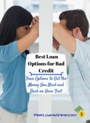 best bad credit loans websites