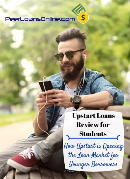 upstart loans review students graduates