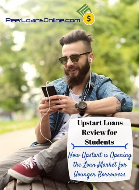 upstart loans review students graduates