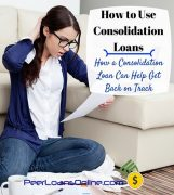 How to Use Consolidation Loans for Bad Credit