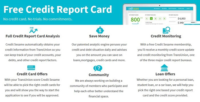 free credit monitoring websites for real