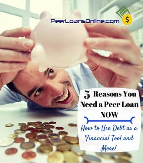 reasons need a peer loan fast