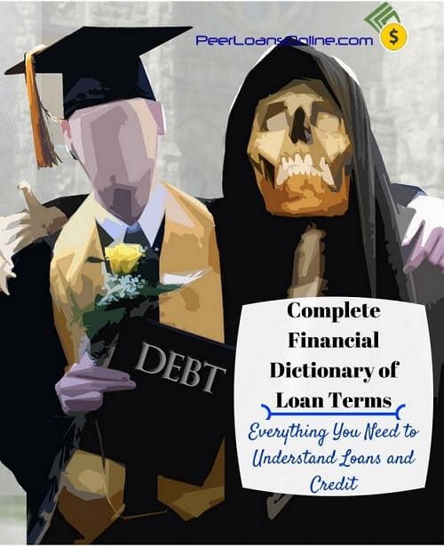financial dictionary loan terms glossary