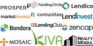 financial dictionary peer to peer lending