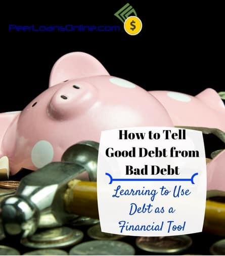how to use good debt bad