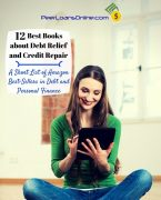 12 Best Books about Debt Relief and Credit Repair