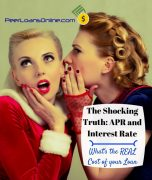 The Shocking Difference Between APR and Interest Rate