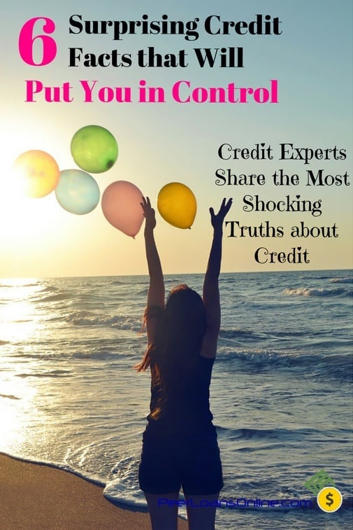 Surprising Facts about Bad Credit that Put You in Control