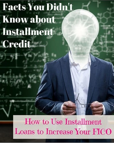 what is installment credit