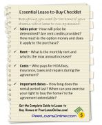 Ultimate Guide to Lease to Own Homes and Scams to Avoid