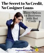 how to get a peer loan no credit cosigner