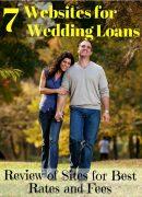 7 Wedding Loans Websites for Bad Credit