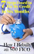 How to Fix My Credit Score in Six Months [7 Proven Steps]