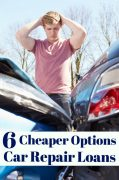 6 Cheap Options for Car Repair Loans