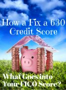 Is a 630 Credit Score Bad Credit? [and how to fix it]