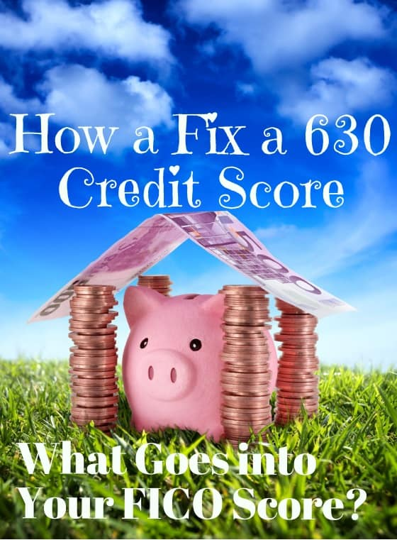 what is a 630 credit score