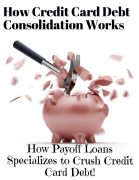 how to credit card debt consolidation