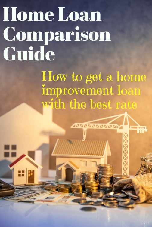 how to compare home improvement loans for bad credit