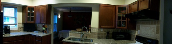 home improvement loan transformed our kitchen