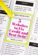 websites to fix credit report fast