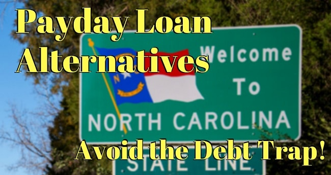 Nearby Payday Loan Stores in NC